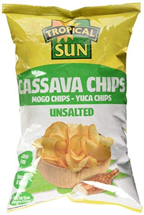 Best Price! Tropical Sun Cassava Chips Unsalted