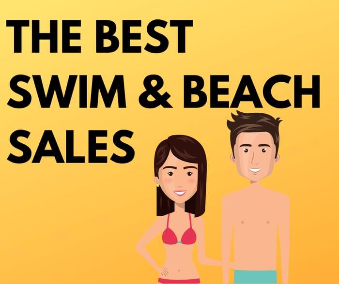 The Best Swimwear Sales For Men & Women - From £3.49!