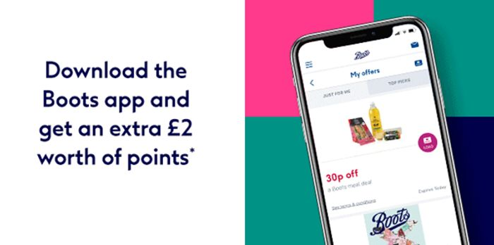 200 Boots Advantage Card Points When You Download the App Make a Transaction