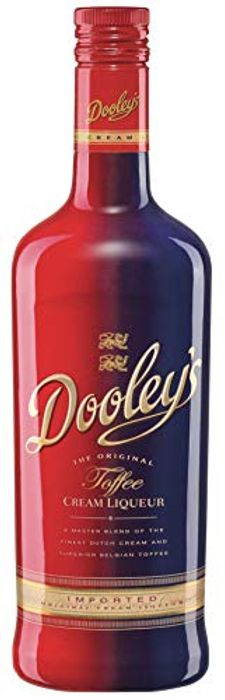 DOOLEYS Toffee Liqueur, 70 Cl Bottle