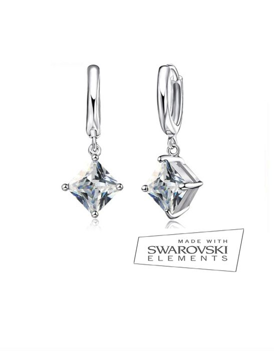 Free Earrings Diamond Princess (£3.99 delivery)