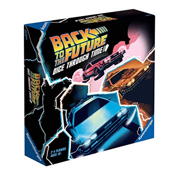 Ravensburger Back to the Future Board Game