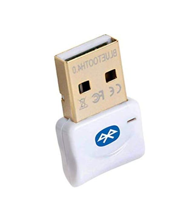 Maxesla USB Bluetooth Adapter PC 4.0, Wireless Bluetooth Receiver for Windows
