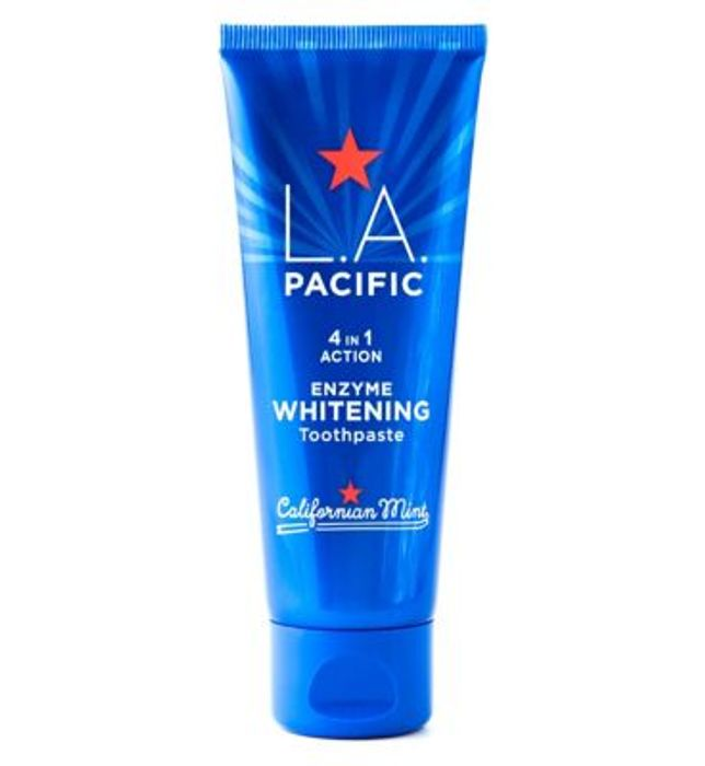 L.A. PACIFIC 4 in 1 Protection Enzyme Whitening Toothpaste 75ml
