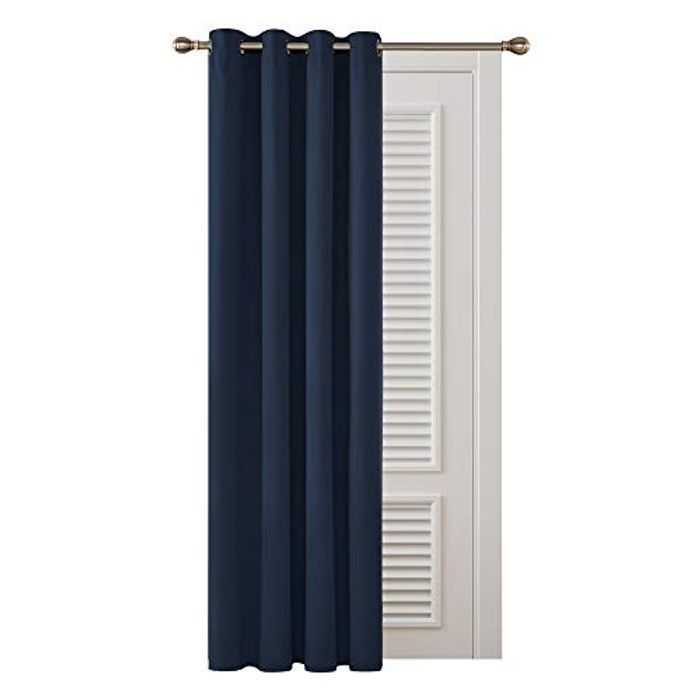DEAL STACK - Deconovo Door Curtain Thermal Insulated Curtain +15% Coupon