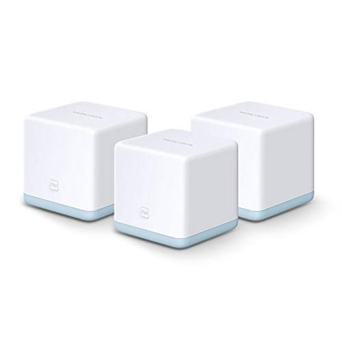 Mercusys Halo Whole Home Mesh Wi-Fi System - Only £42.5!