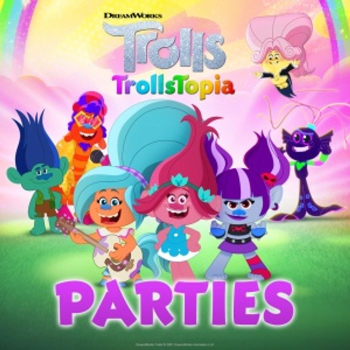 Free TrollsTopia Party Pack