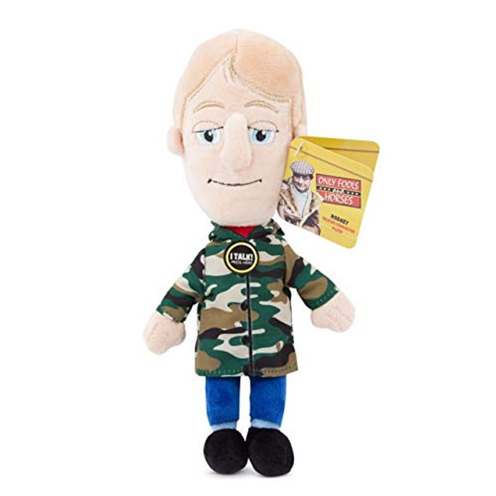 BEST EVER PRICE Only Fools and Horses Talking Rodney Plush