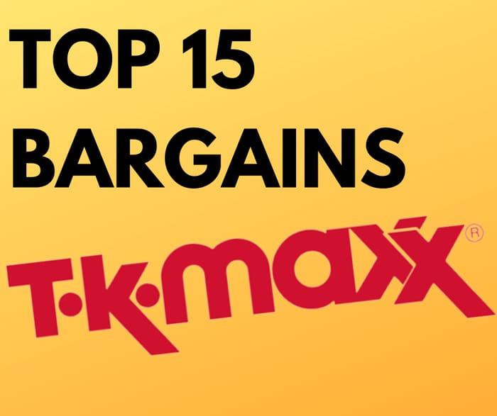 CHEAP! Top 15 TK Maxx Bargains - Inc. Michael Kors, Huda Beauty, Calvin Klein