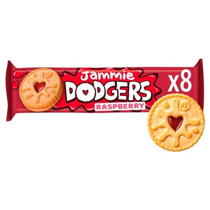 CHEAP! Jammie Dodgers Raspberry Biscuits