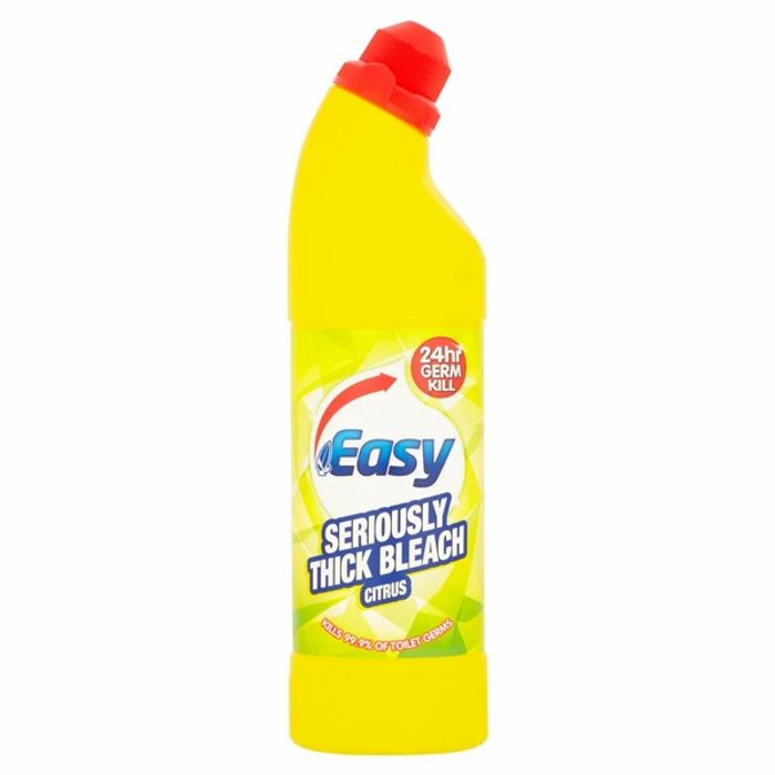 Easy Seriously Thick Bleach Citrus 750ml - Case of 12