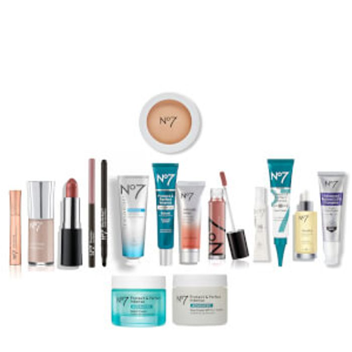 No7 Limited Edition Bundle First 1000 Customers. RRP £250, for Only £50.