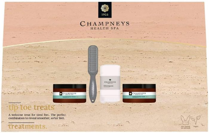 Champneys Tip Toe Treats HALF PRICE