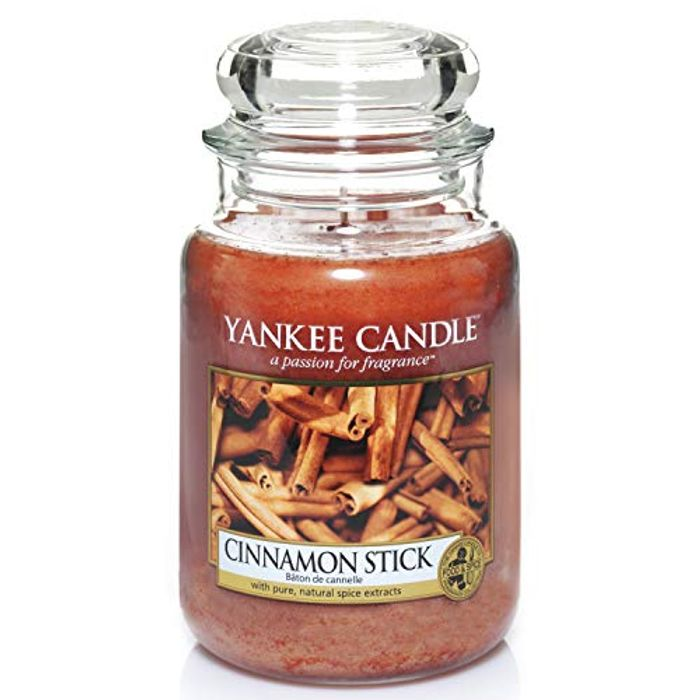 Yankee Candle Scented Candle | Cinnamon Stick Large Jar