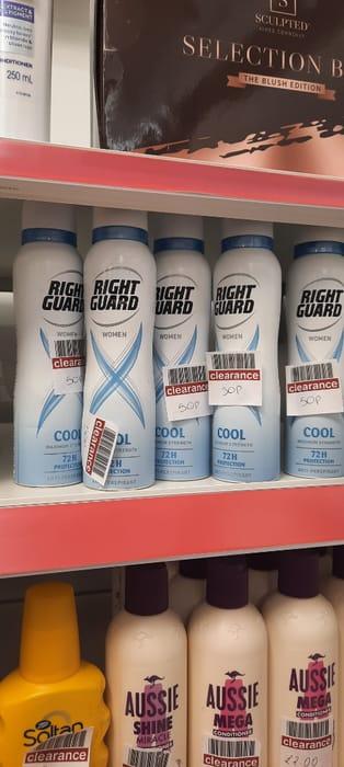Right Guard Woman Xtreme, Anti-Perspirant Deodorant, Dry 150ml