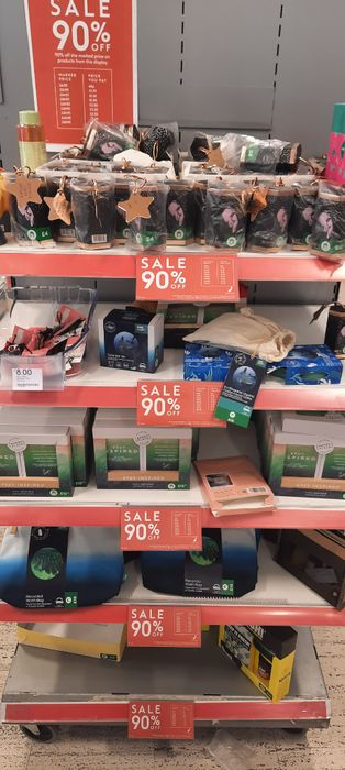 Boots 90% off INSTORE
