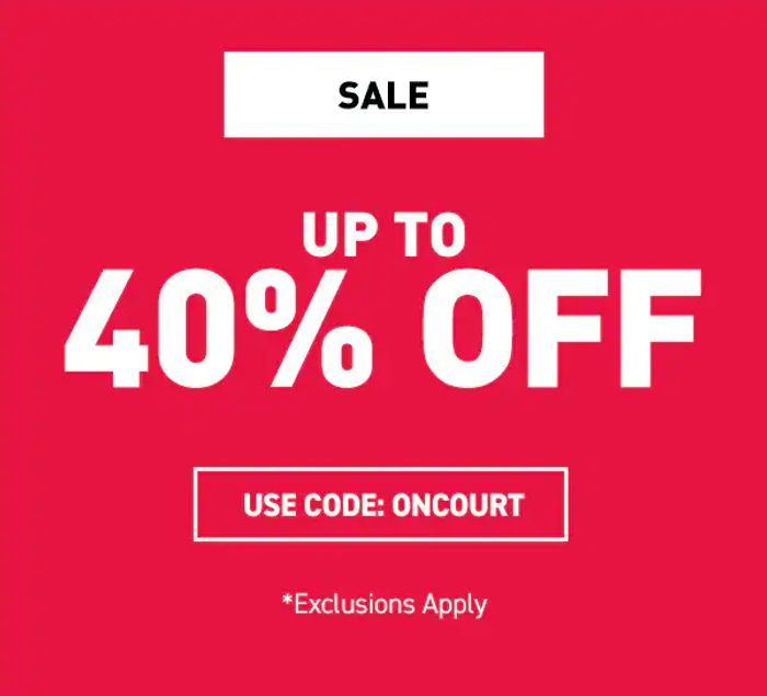 Save Upto 40% off on All Orders