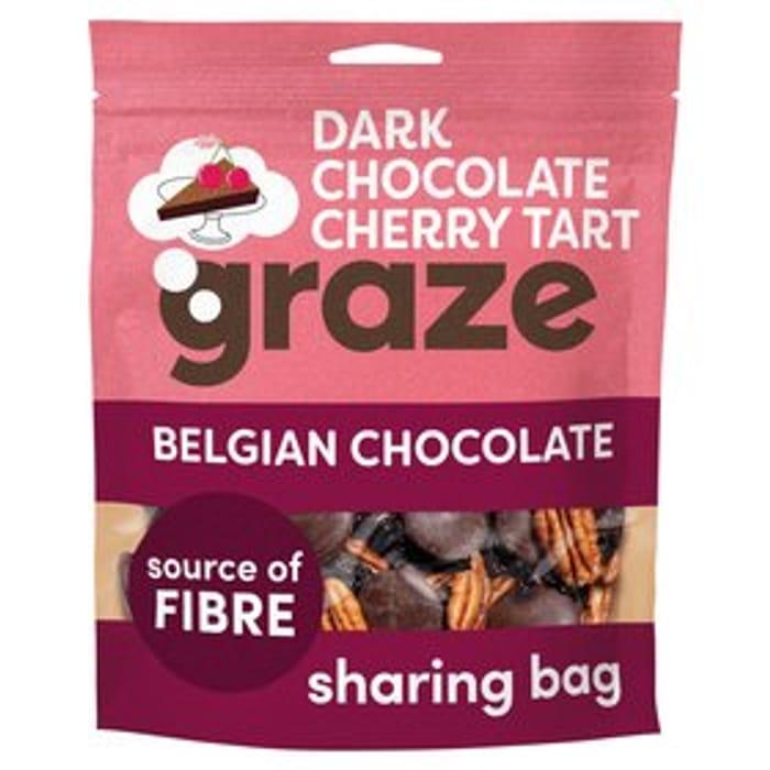 Buy Any Two Graze Items for £3, Ocado