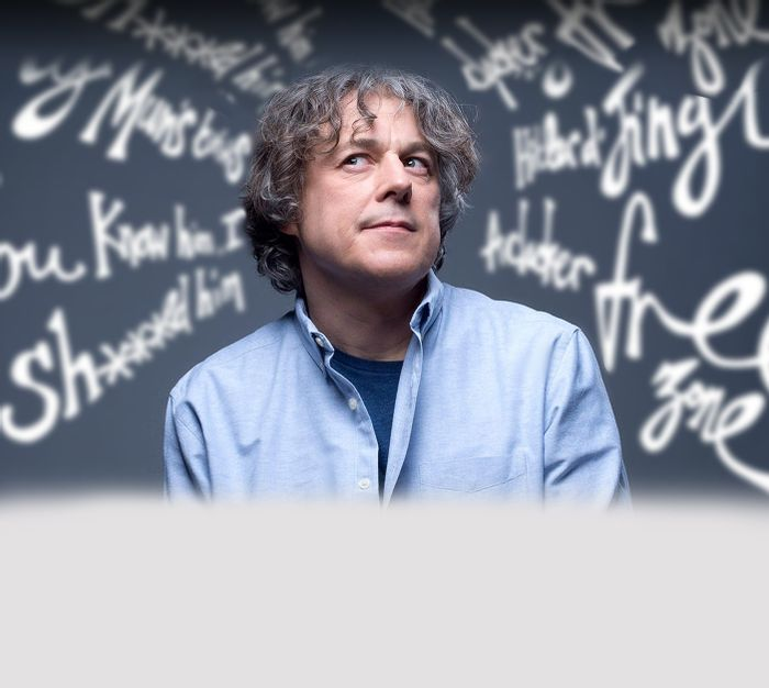 Free Audience Tickets to Alan Davies: As yet Untitled 2021 for May 20th/21st