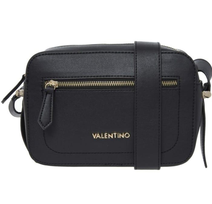 VALENTINO by MARIO VALENTINO Black Cross Body Bag