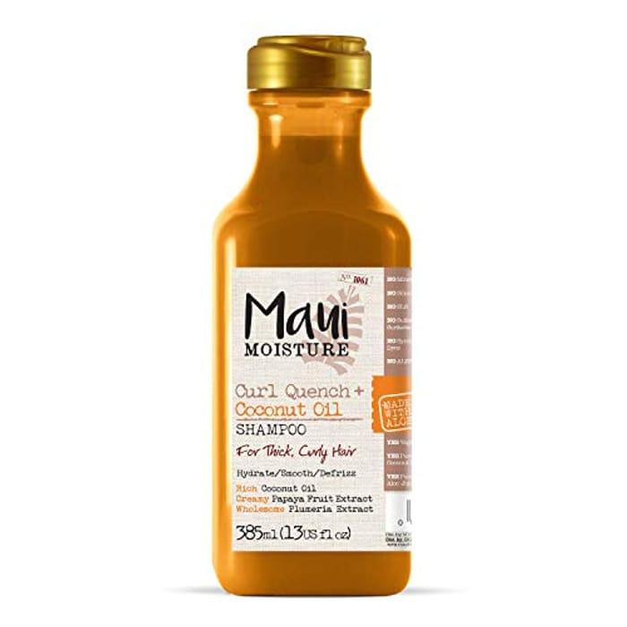 Maui Moisture Vegan Shampoo for Curly Hair