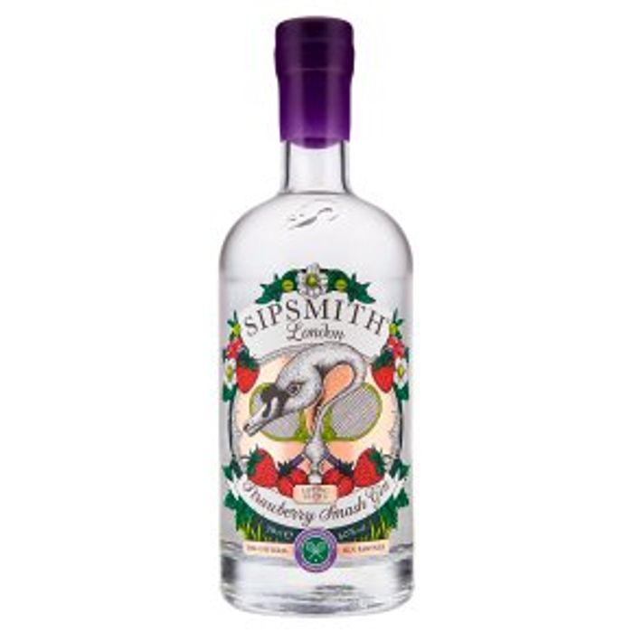 Sipsmith Strawberry Smash Gin70cl