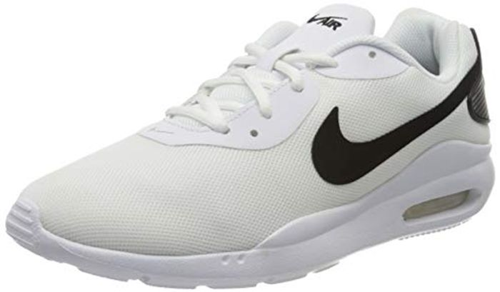 Nike Women's WMNS Air Max Oketo Competition Running Shoes White Size 5.5