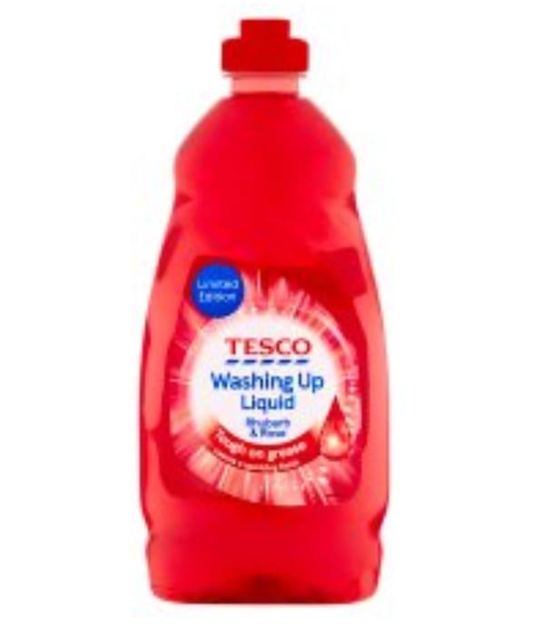 Tesco Washing Up Liquid Limited Edition Seasonal 450Ml