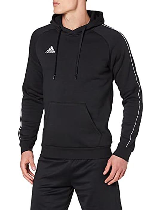 Adidas Men's Core 18 Hooded Sweatshirt - Price Varies