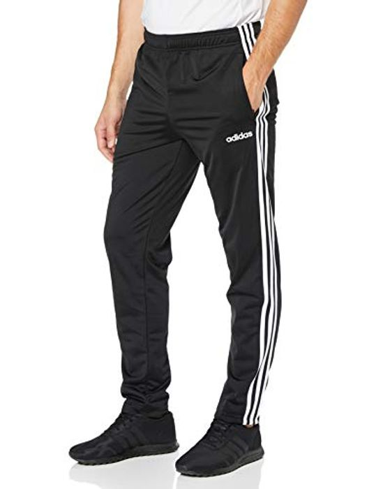 Adidas Men's Essentials 3-Stripes Tapered Pants Size M