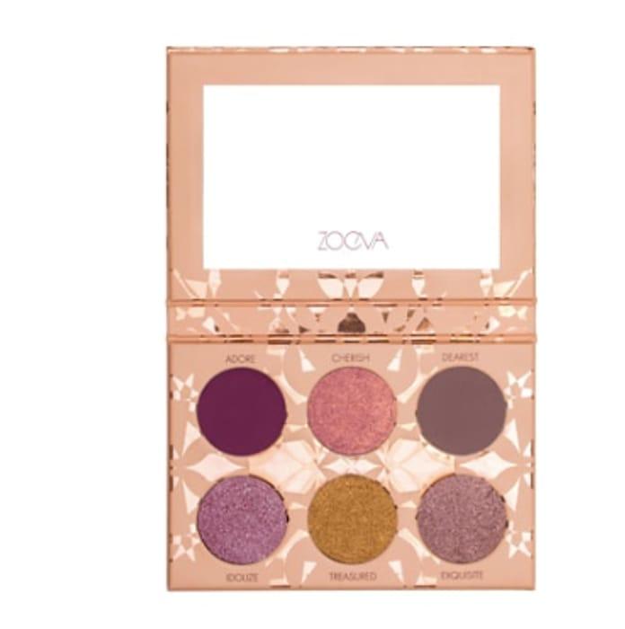 ZOEVA Precious Eyeshadow Palette 8.4g