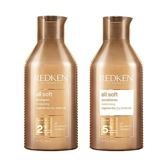 Save 5% on Redken   All Soft   Shampoo & Conditioner Duo Set