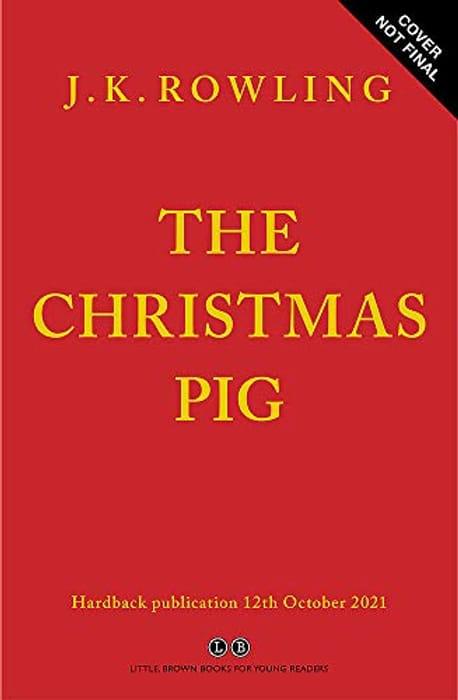 The Christmas Pig - Hardback - Pre-Order