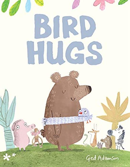 Bird Hugs - Hardcover