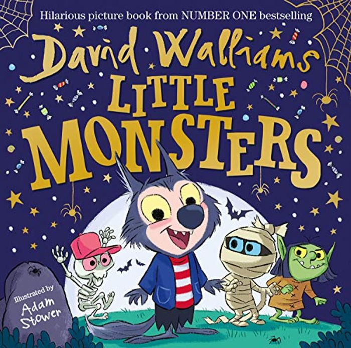 David Walliams Little Monsters: The Perfect Gift for All Little Monsters