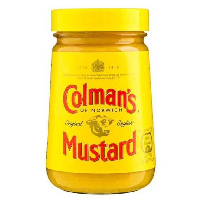 Colmans English Mustard 170g