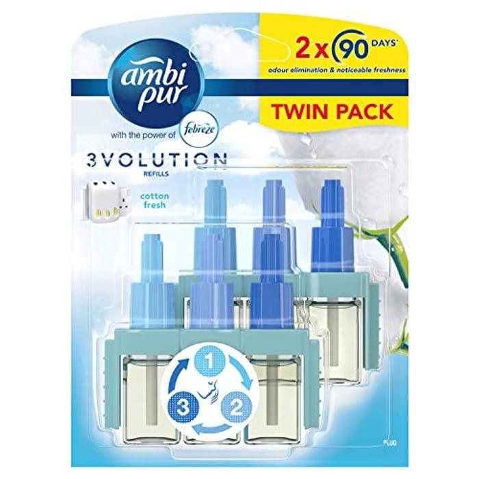 Air Freshener Twin-Pack