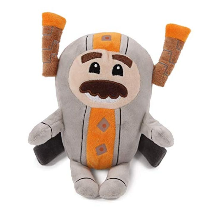 Go Jetters 1178 Soft Toy-Grandmaster - Only £2.28!