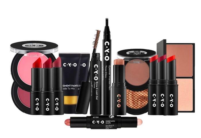 CYO Hollywood Glamour Cosmetics Bundles