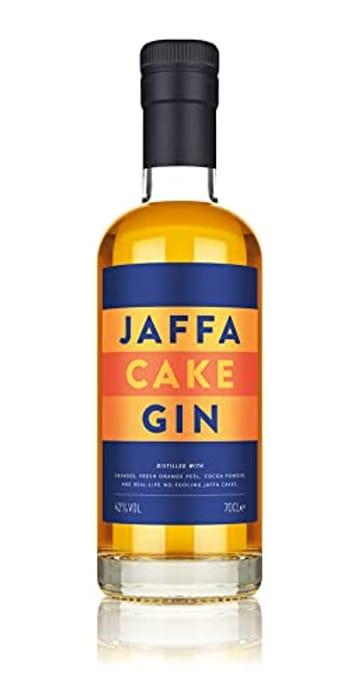 Jaffa Cake Gin, 1 X 700ml