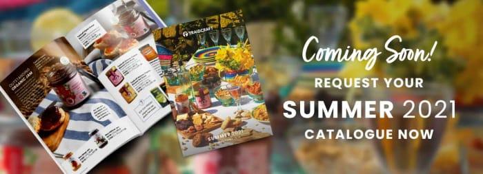 Free Traidcraft Catalogue