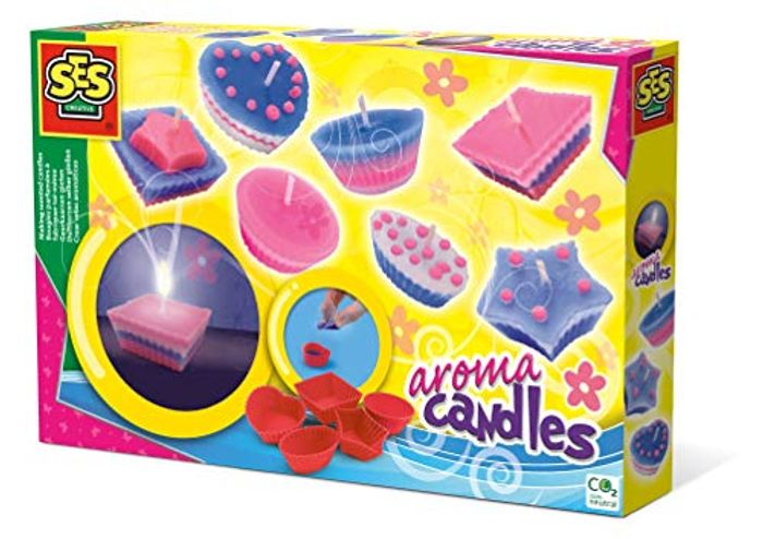 SES Creative 14925 Making Scented Candles, Multicolour - Only £3.72!