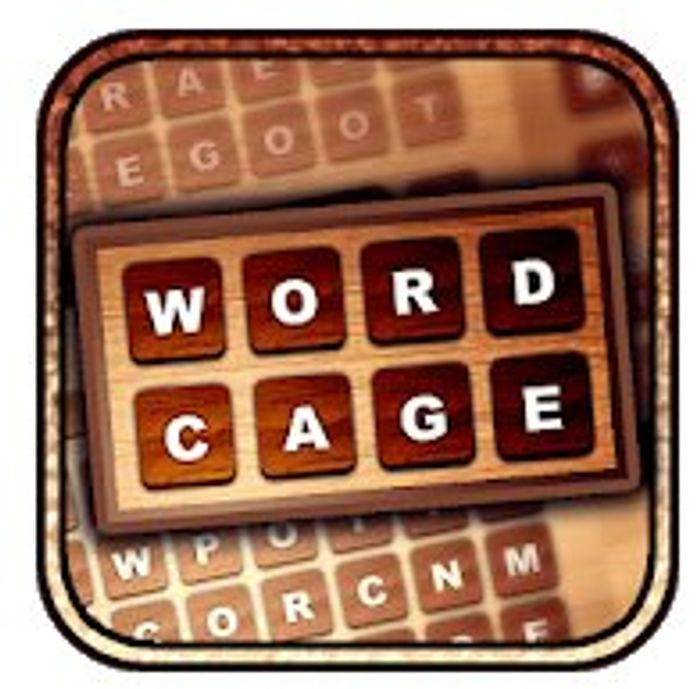Word Cage Pro - Usually £1.79