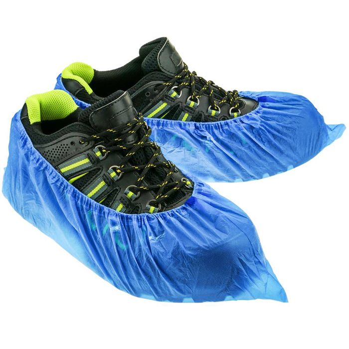 50% Off Disposable Shoe Covers