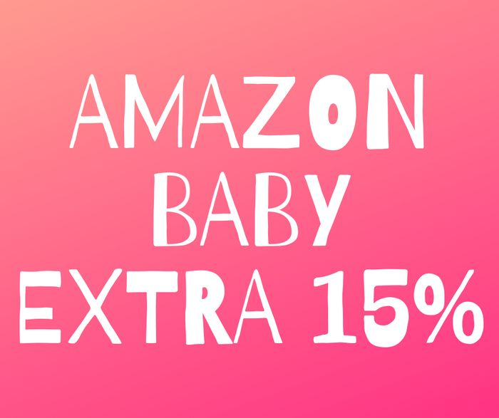 Amazon Baby Deals: How to Get Extra 15% off on Prime Day