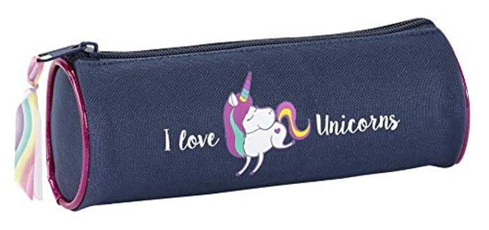 Unicorn Pencil Case 22cm