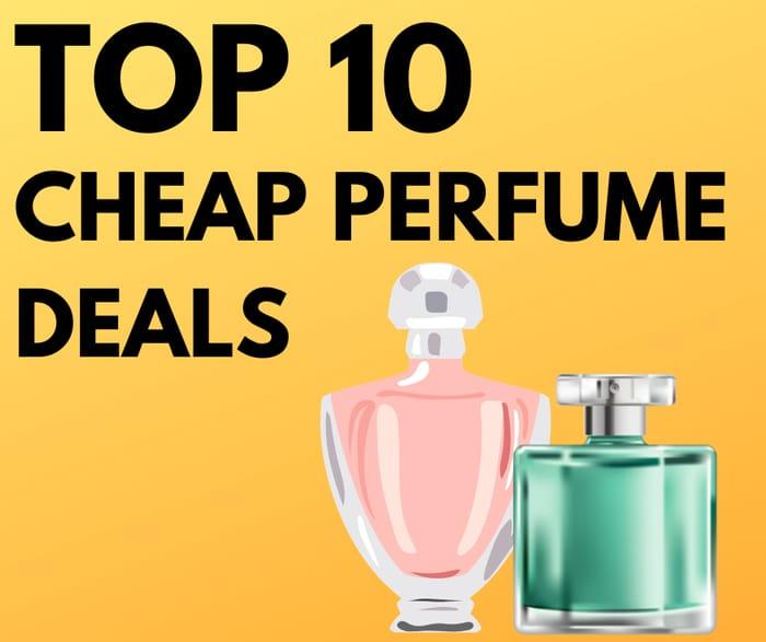 10 Cheap Summer Perfume Deals - From £9.95!