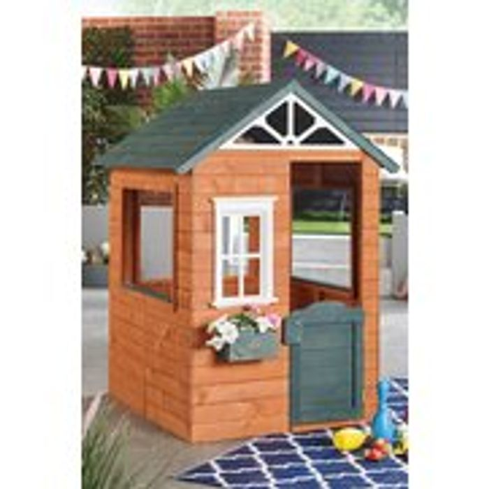 Personalised Wooden Playhouse
