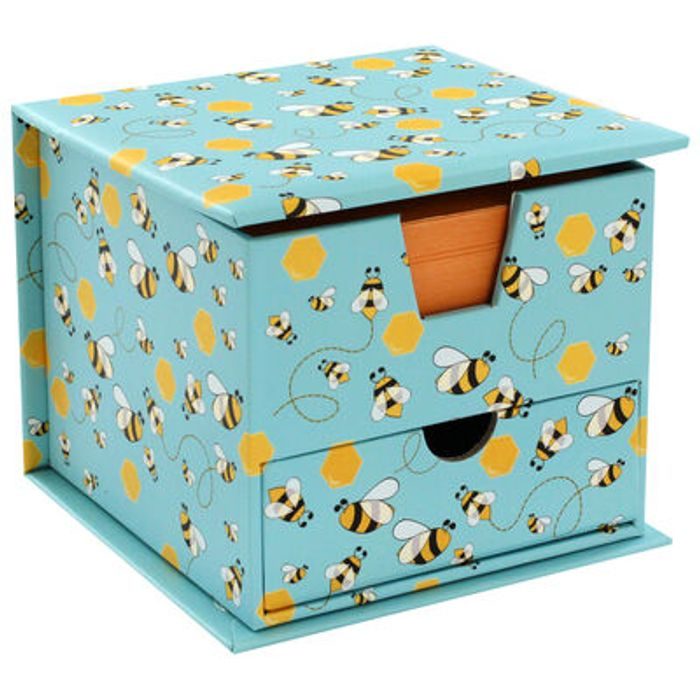 Bee Memo Cube (Other Designs Available Too)