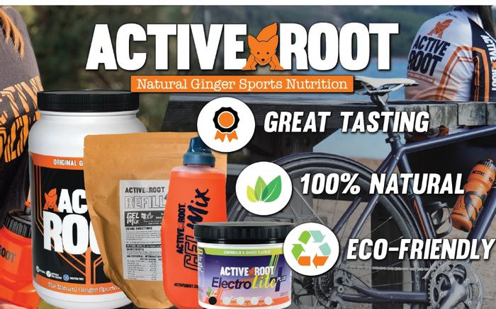 Free Active Root Trial Sample - Ginger Based Sports Nutrition Sachet